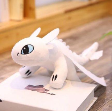 Peluche Dragon Furie