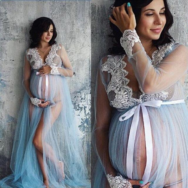 Robe Grossesse Pour Séance Photo