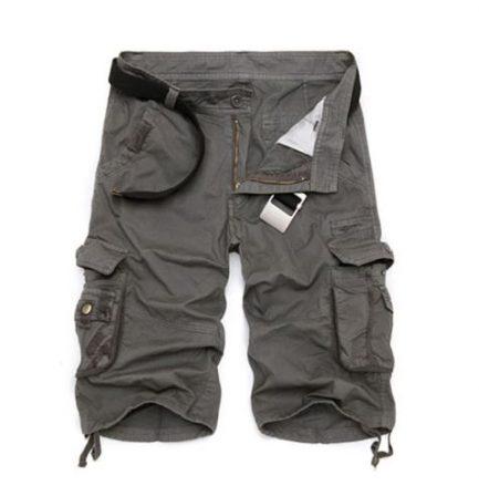 Short Camouflage Pour Hommes