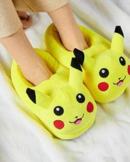 Chaussons Pikachu Pour Adultes