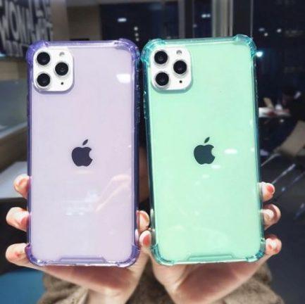 Coque Transparente Pour IPhone