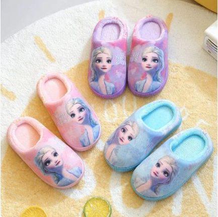 Pantoufles Princesses Disney