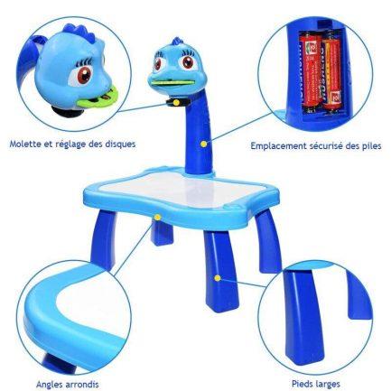 Cette Table Projecteur De Dessin Enfant