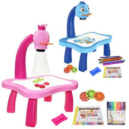 Table Projecteur De Dessin Enfant